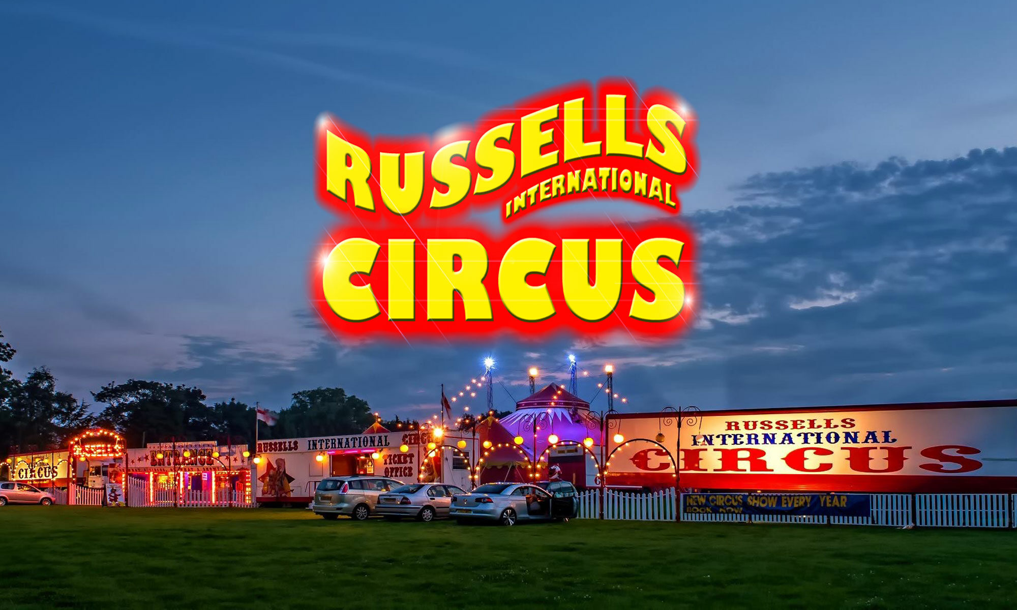 Russell's International Circus